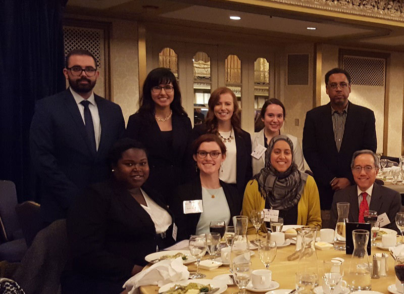 DePaul Law Unity Awards Dinner