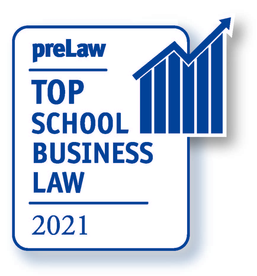 Top Business Law 2021