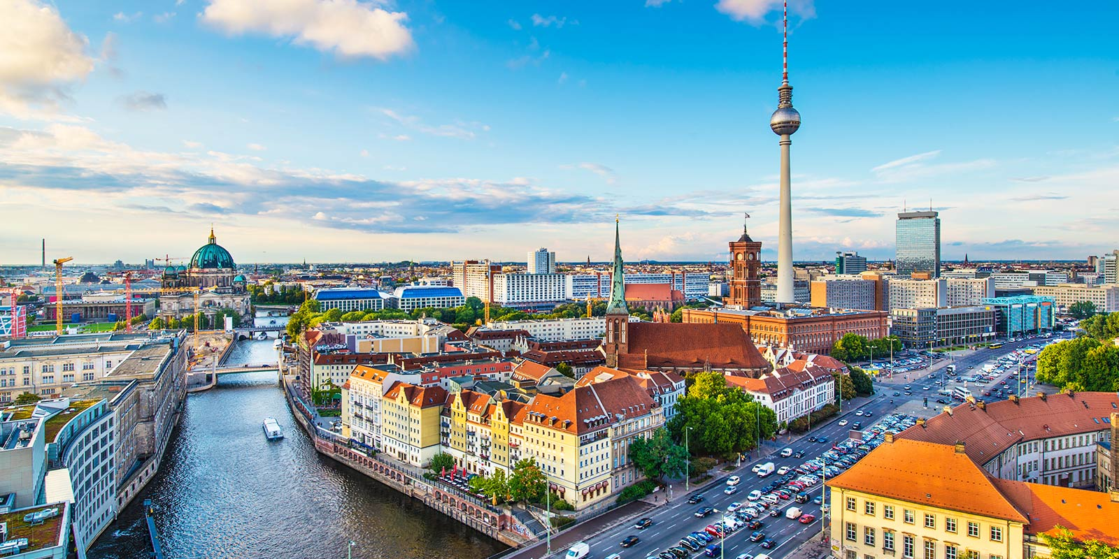 Law Study Abroad - Berlin, Germany