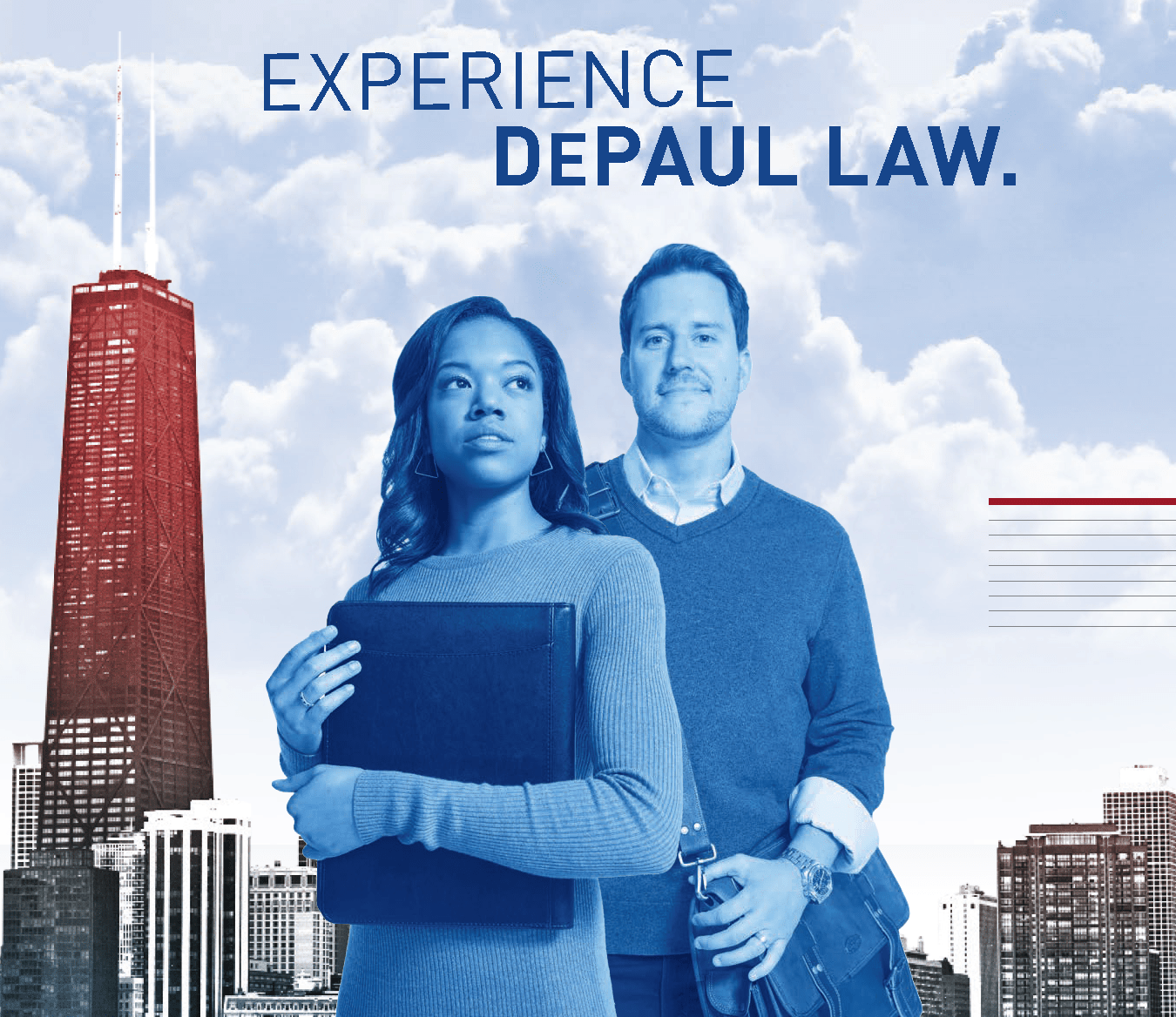 DePaul College of Law 2020 Viewbook