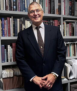 DePaul Law Professor John F. Decker