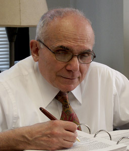 DePaul Law Professor Vincent Vitullo