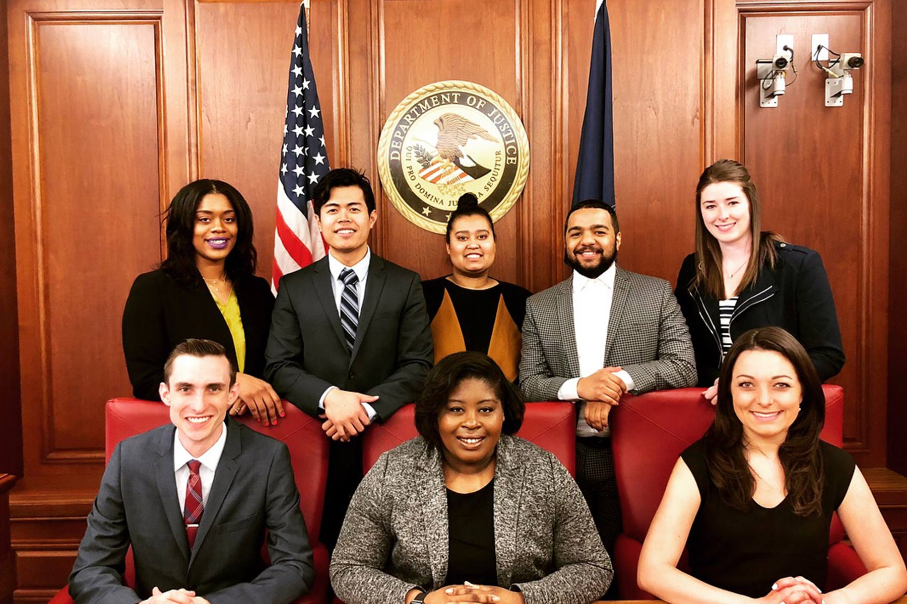 DePaul Law SBA 2018-2019 Executive Board